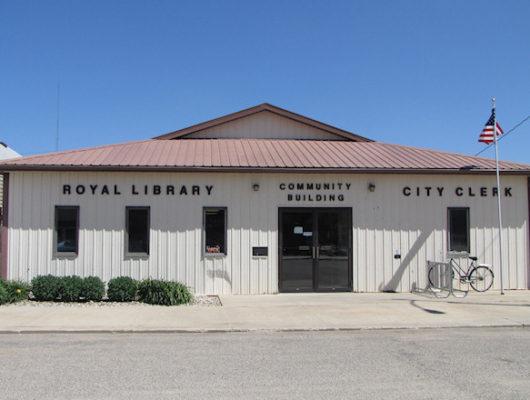 Royal Library Community Center City Clerk's Office